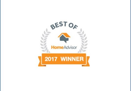 EnviroBate wins 2017 Best of HomeAdvisor award Image