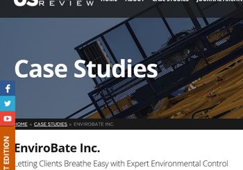 EnviroBate in US Builder's Review Thumb Image